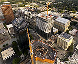 Bellevue panorama - take an aerial tour of Bellevue | Metro Bellevue WA