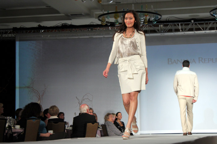 Barely There with Banana Republic | Bellevue.com